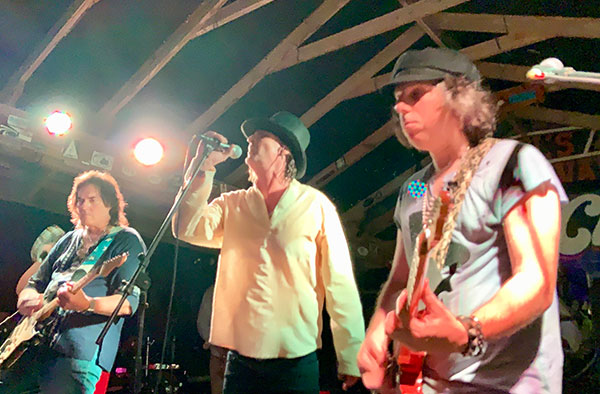 Stones Clones are some of the bands performing this weekend in Sebastian, Florida.