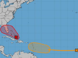 We are monitoring two tropical disturbances.