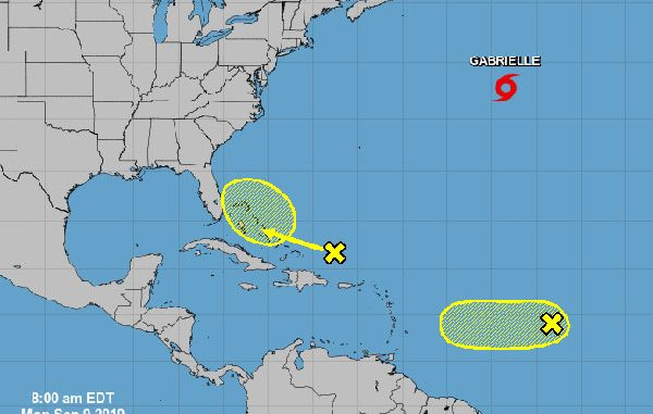 Another Tropical Storm Could Potentially Be Forming Soon and Named