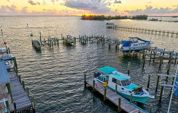 Captn' Butchers Bahamas fundraiser in Sebastian, Florida.