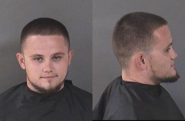 Daniel Wayne Maddox was arrested in Vero Beach, Florida.