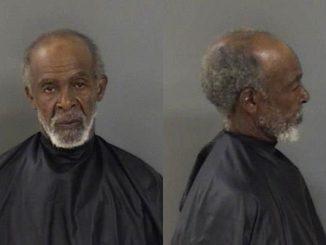 Earl Ruffin Jr. arrested in Gifford, Florida.