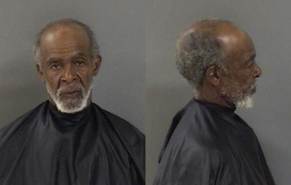 Earl Ruffin Jr. arrested in Gifford, Florida.