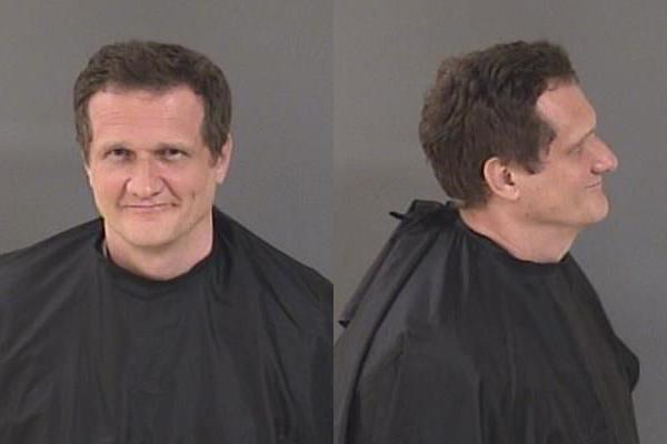 Matthias Ajple arrested in Vero Beach, Florida.