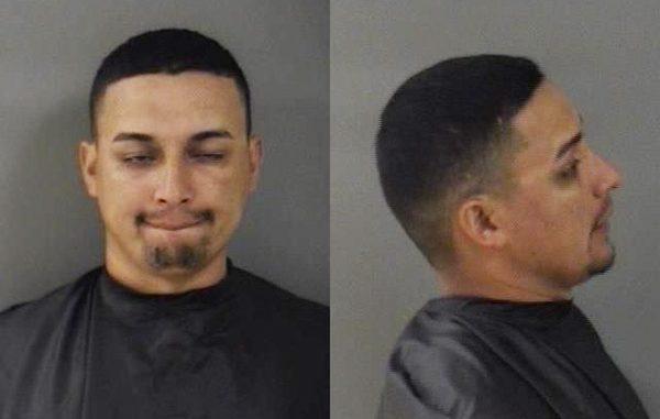 Pablo Vieyra Jr arrested in Sebastian, Florida.