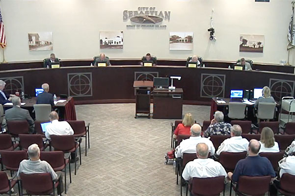 Politics run steady during this year's City Council election in Sebastian, Florida.