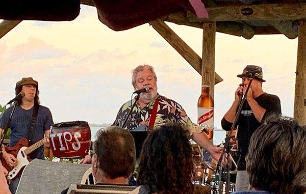 Live weekend entertainment in Sebastian, Florida.