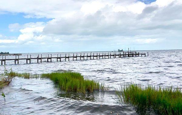 Potential rain later this week in Sebastian, Florida.