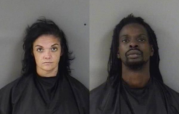 Nicole Marie White and Martavus Owens of Vero Beach, Florida.