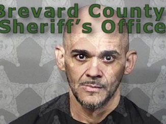 Cesar Andres Villanueva arrested in Barefoot Bay, Florida.