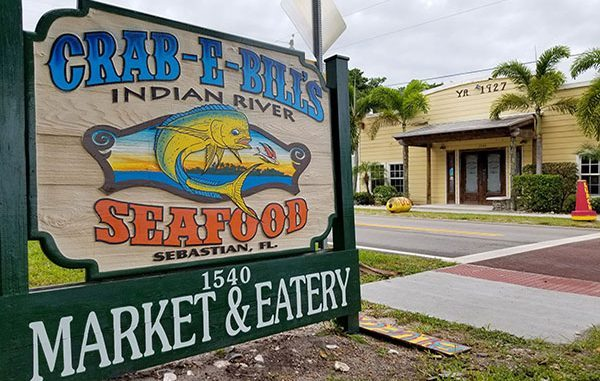Crab E Bills Seafood Market and Eatery was shut down Friday by the health inspector in Sebastian, Florida.