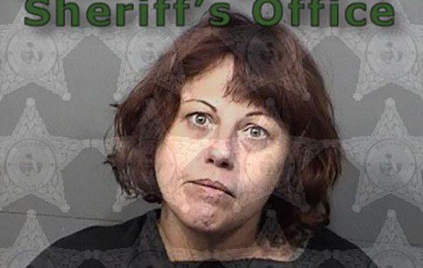 Jacqueline Rose Howard of Barefoot Bay arrested.