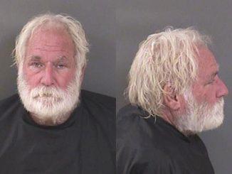 John Samuel Martin arrested in Sebastian, Florida.