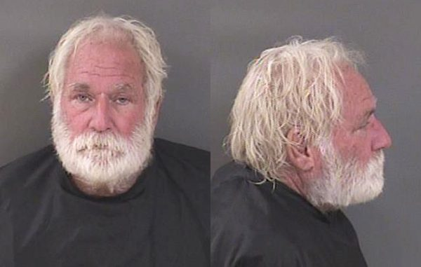 John Samuel Martin arrested in Sebastian, Florida.