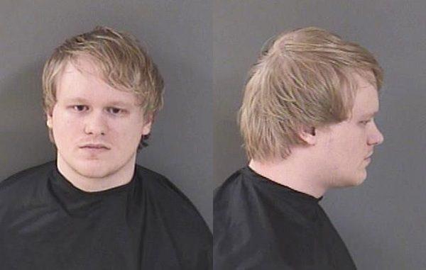 Michael Jason Wilson arrested in Vero Beach, Florida.