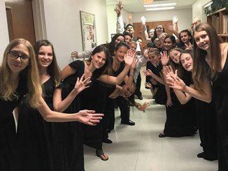 Sebastian River Middle School Choir.