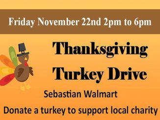 Turkey Drive in Sebastian, Florida.