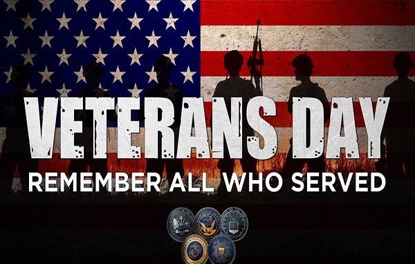 Oklahoma City Area Veteran's Day Freebies & Food Deals | JJ Ryan