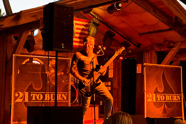 Weekend events and live entertainment in Sebastian, Florida.