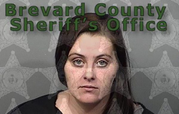 Amanda Marie Herron arrested in Grant-Valkaria, Florida.