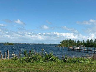 Colder temperatures this week in Sebastian, Florida.