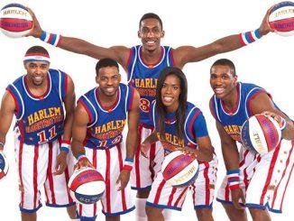 Harlem Globetrotters will be at the Sebastian River High School.