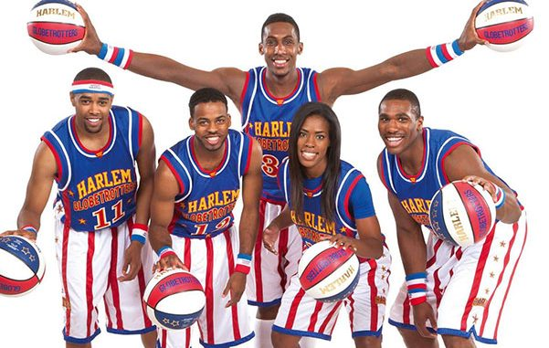 Harlem Globetrotters will be at the Sebastian River High School.