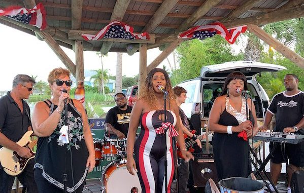 Ladies of Soul will be playing this weekend in Sebastian, Florida.