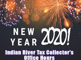 Office hours for IRC Tax Collector's Office for New Year's Eve.