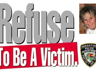 Refuse to be a Victim in Sebastian, Florida.