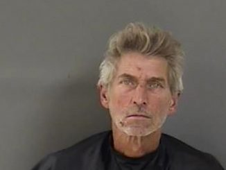 Ronald S. Holsonback arrested in Roseland, Florida.
