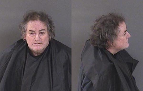 Samuel B. Underwood arrested in Sebastian, Florida.