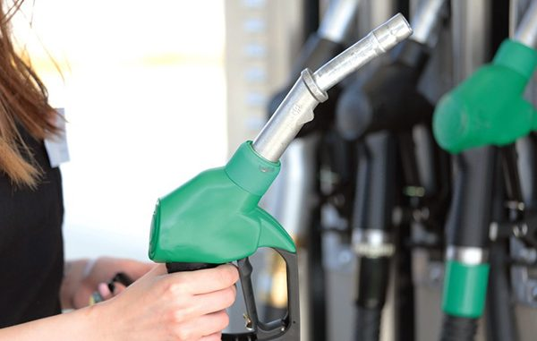 Gas prices drop during Christmas week in Sebastian, Florida.