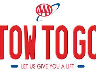 Tow to Go program through AAA in Sebastian, Florida.