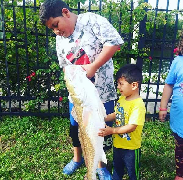 42-inch Redfish
