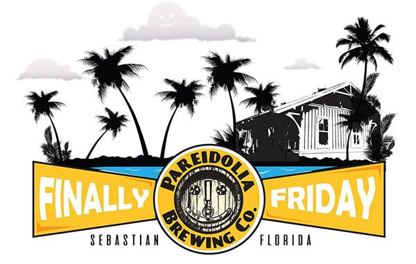 Finally Friday Fest at Pareidolia Brewing Company in Sebastian, Florida.