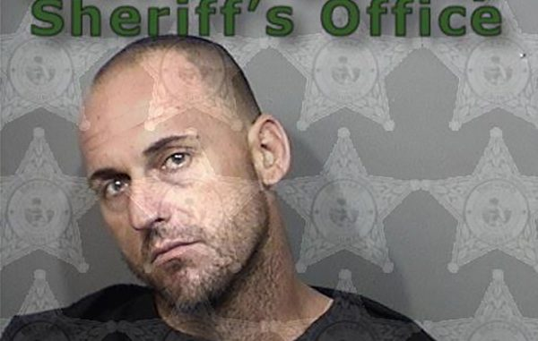 James Michael Tibbetts was arrested in Micco, Florida.