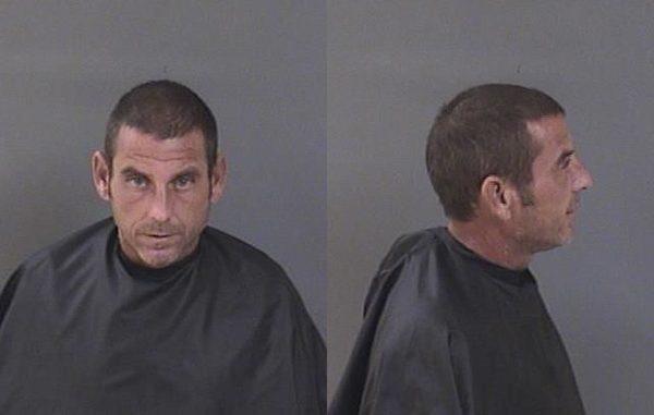 Jason M. Harper was arrested in Sebastian, Florida.