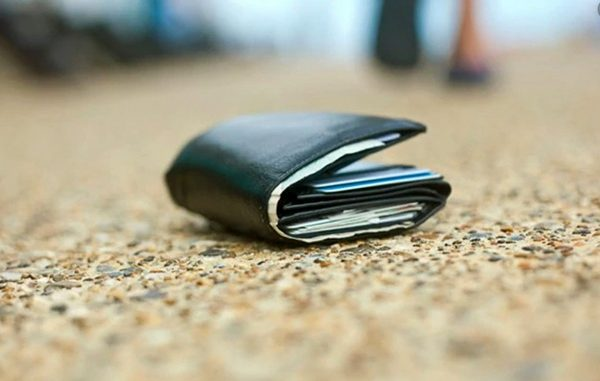 Man thanks people who found his lost wallet in Sebastian, Florida.