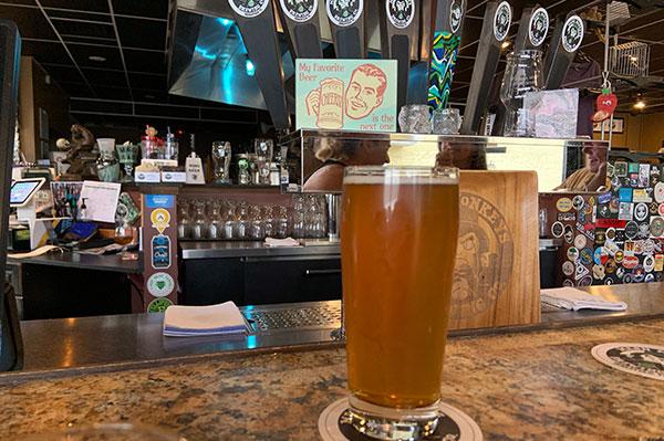 Mash Monkeys Brewing Company in Sebastian, Florida.