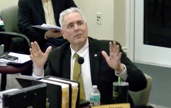 Sebastian City Attorney Jim Stokes