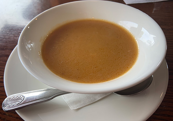 She-Crab Bisque