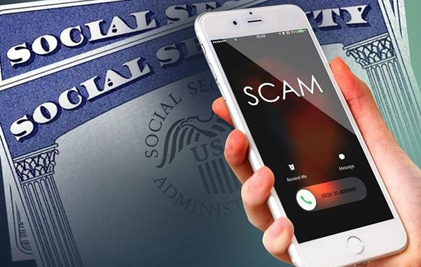 Social Security Administration warns people of ongoing telephone scheme.