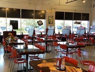 Las Palmas Cuban Restaurant in Sebastian, Florida.