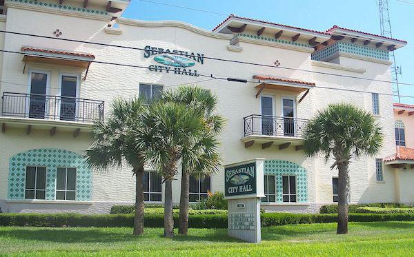 City of Sebastian closes facilities.
