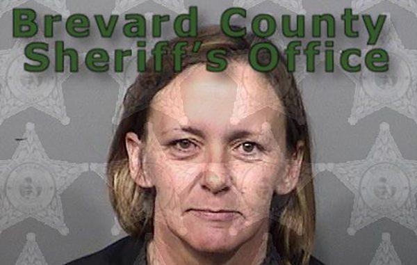 Jodie Danielle Buchanan was arrested in Grant.