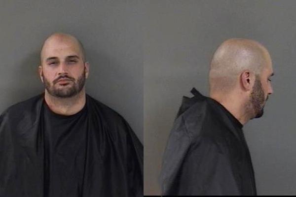 Mathew J. Dennison was arrested at Earl's Hideaway Lounge in Sebastian, Florida.