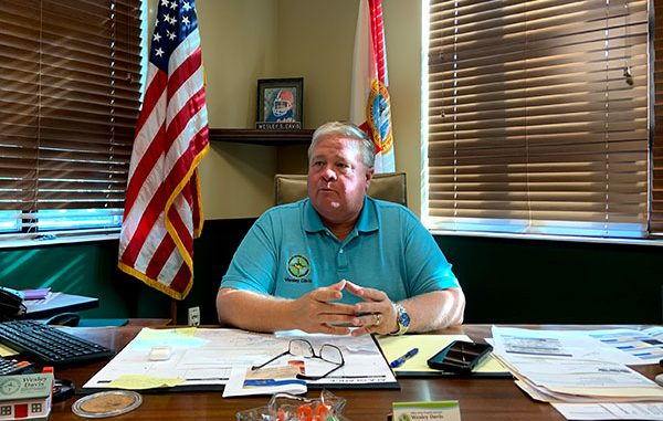 Property Appraiser Wesley Davis