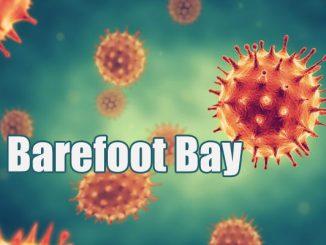 Coronavirus case in Barefoot Bay, Florida.