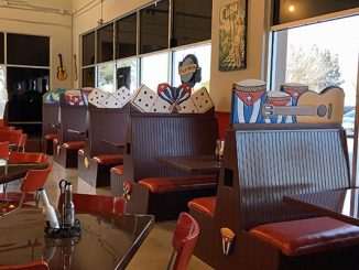 Las Palmas Cuban Restaurant is one of several restaurants reopening next week.
